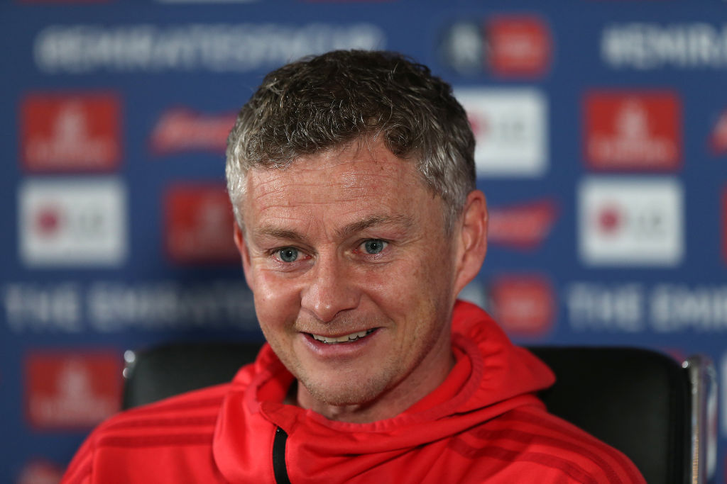 Ole Gunnar Solskjaer confirms double Manchester United injury boost ahead of Leicester City clash