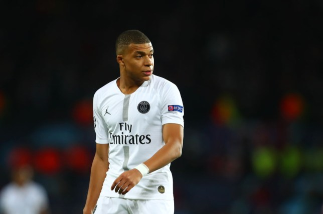 hot sale online 2e551 ce384 Manchester United news: Kylian Mbappe reveals why he was ...