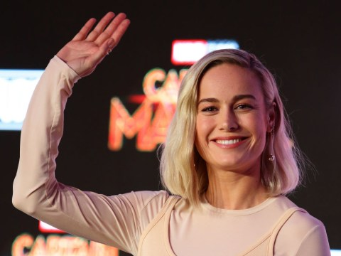 Brie Larson thinks Captain Marvel could be her 'superpower' as she admits movie offer made her 'weirdly emotional'
