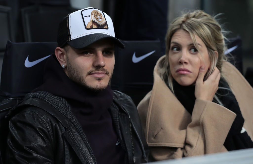 Real Madrid end interest in Man Utd target Mauro Icardi because they don't trust his wife