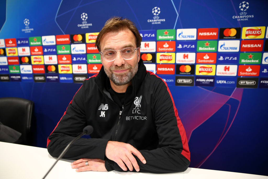 Jurgen Klopp names which competition Liverpool fans want to win the most