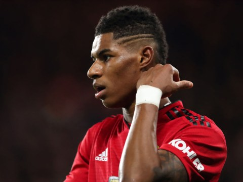 Barcelona make Manchester United striker Marcus Rashford their 'dream' transfer
