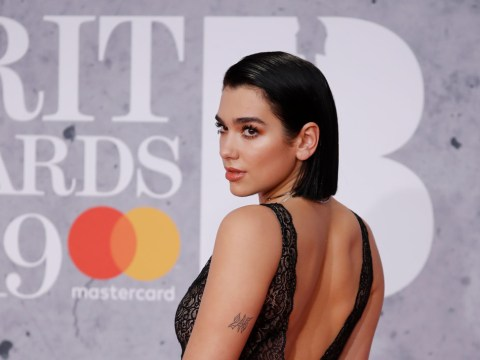 How to get Dua Lipa's Brit Awards 2019 beauty look