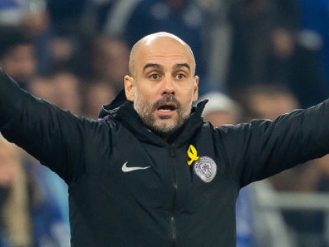 Pep Guardiola admits Manchester City aren't ready to win the Champions League after Schalke win