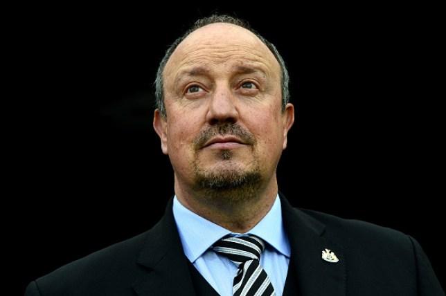 Newcastle United are desperate to keep Rafa Benitez