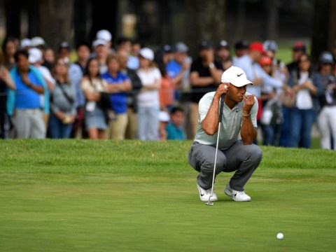 WATCH: Tiger Woods' first four-putt since 2010 in stunning blunder at WGC-Mexico