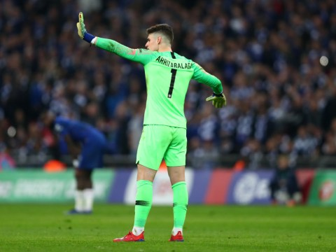 John Terry says Kepa Arrizabalaga wrong to defy Maurizio Sarri in substitution meltdown