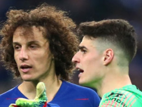 David Luiz insists Maurizio Sarri has the respect of the Chelsea players despite Kepa fallout