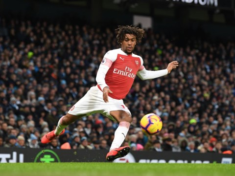 Unai Emery has employed an analyst to help Arsenal star Alex Iwobi improve his end product