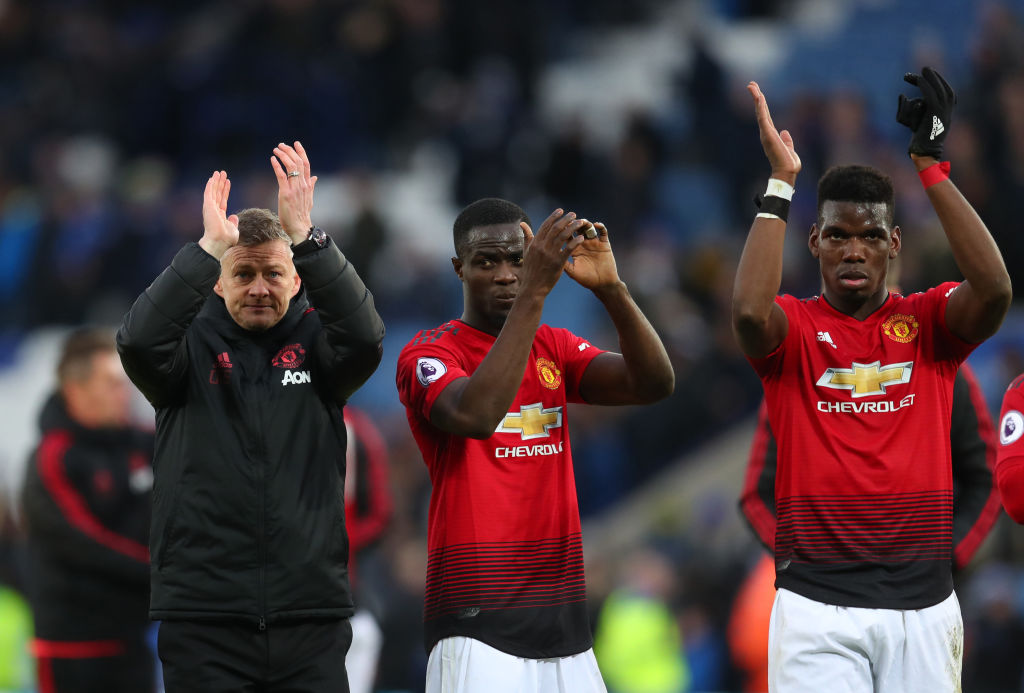 Ole Gunnar Solskjaer gives assurances to Arsenal and PSG target Eric Bailly over Man Utd future