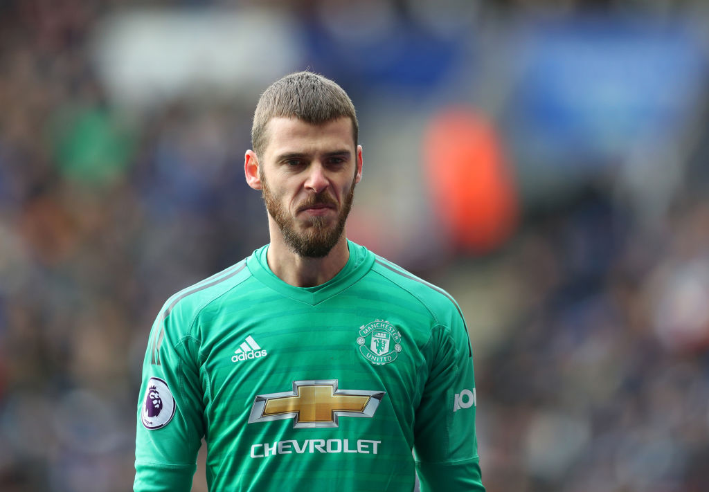 Manchester United transfer news: David De Gea refusing to