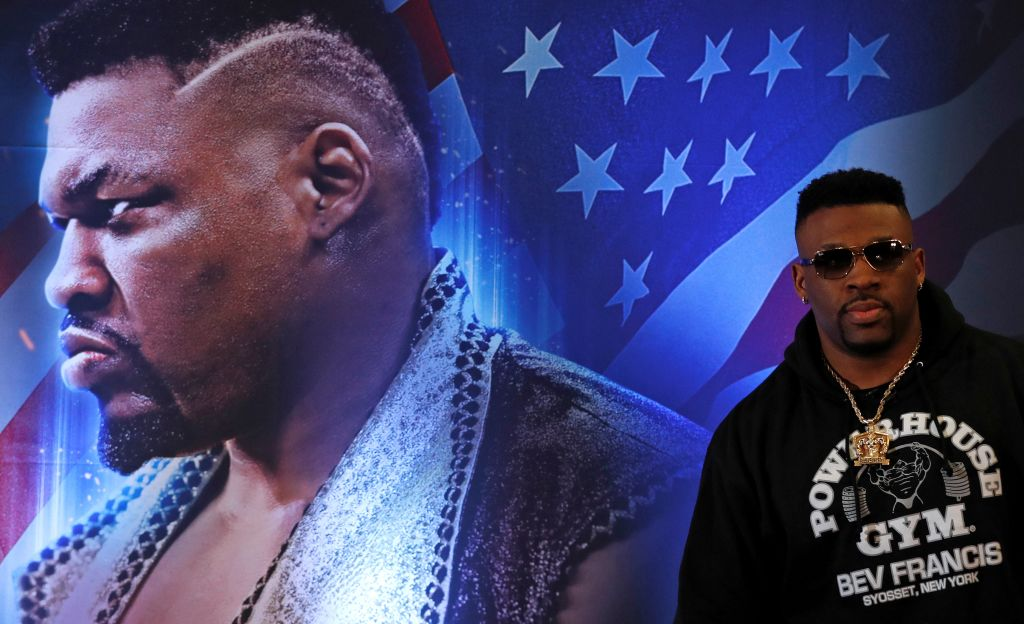 Jarrell Miller plans to bring in Daniel Dubois for his sparring history with Anthony Joshua