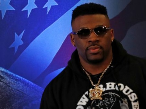 Eddie Hearn launches attack on Jarrell Miller after third failed drug test