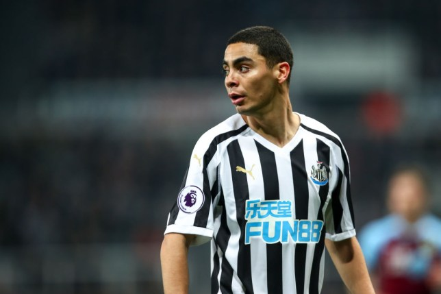 Arsenal news: Why Miguel Almiron rejected Gunners to join Newcastle instead