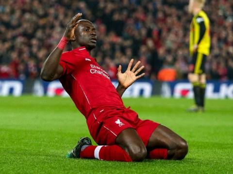 Sadio Mane happy to play wherever Jurgen Klopp asks him to for Liverpool