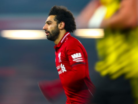 Jurgen Klopp praises Mohamed Salah despite failing to score in Watford rout