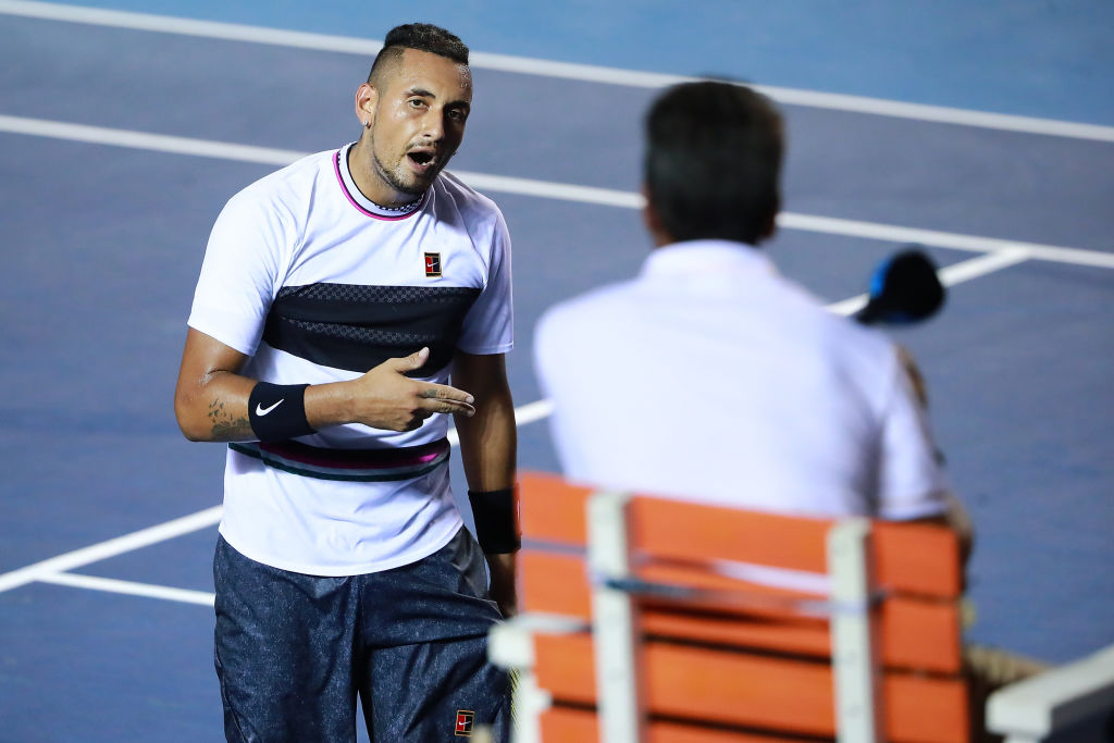Rafael Nadal slams Nick Kyrgios after Acapulco International defeat