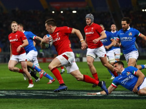 Wales battle to routine 26-15 Six Nations victory over rugged Italy