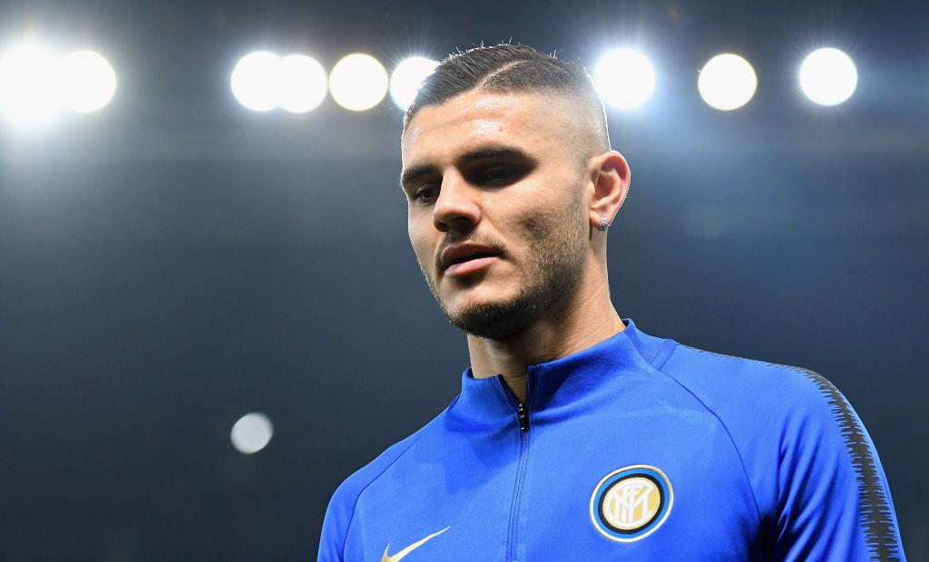 Inter Milan set to offer Mauro Icardi to Manchester United in exchange for Romelu Lukaku