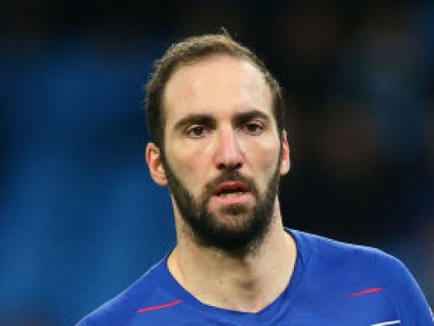 Chelsea confident over cut-price Gonzalo Higuain deal from Juventus