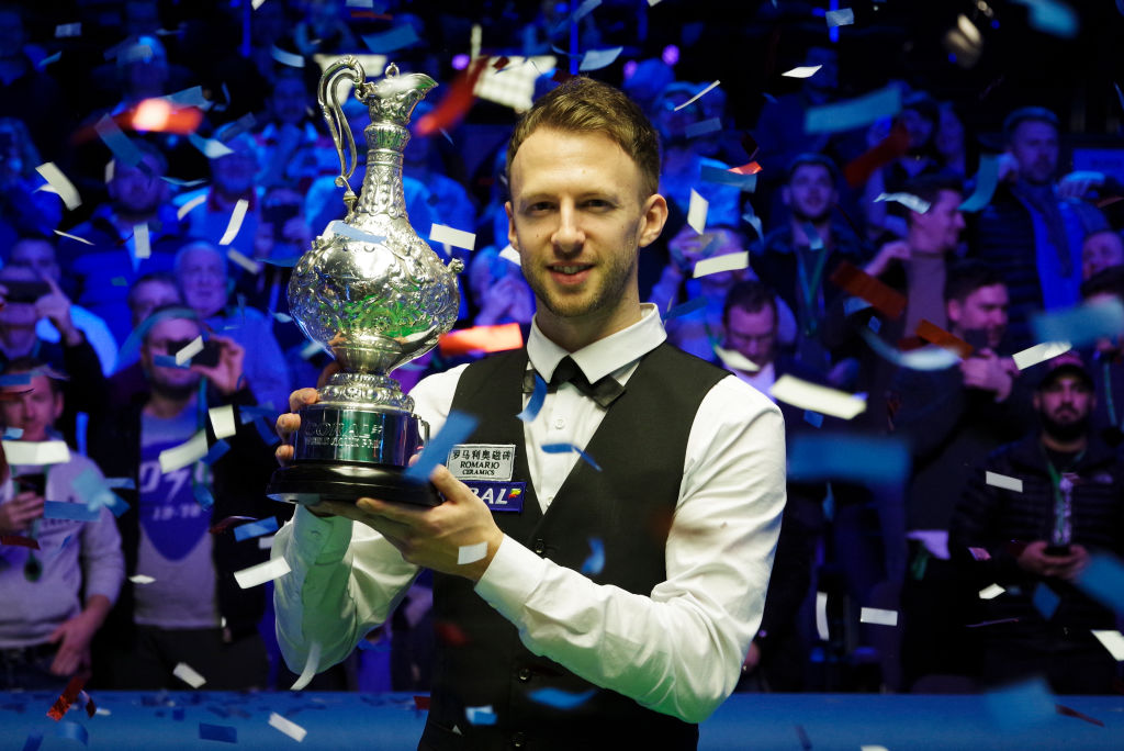Judd Trump continues incredible season with World Grand Prix final victory over Ali Carter