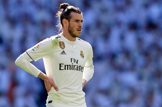 Gareth Bale is no longer wanted at Real Madrid