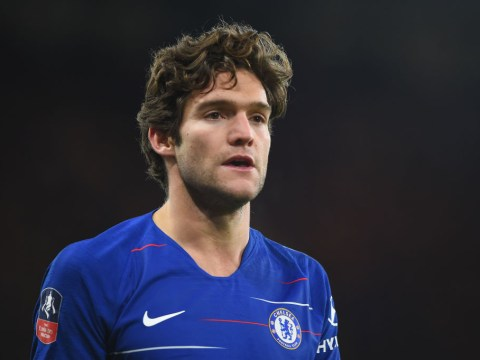 Marcos Alonso disables comments on his Instagram page after suffering abuse from Chelsea fans
