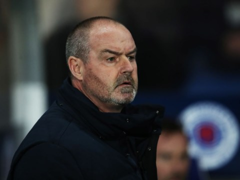 Kilmarnock boss Steve Clarke fuming over 'sectarian' abuse during Rangers game