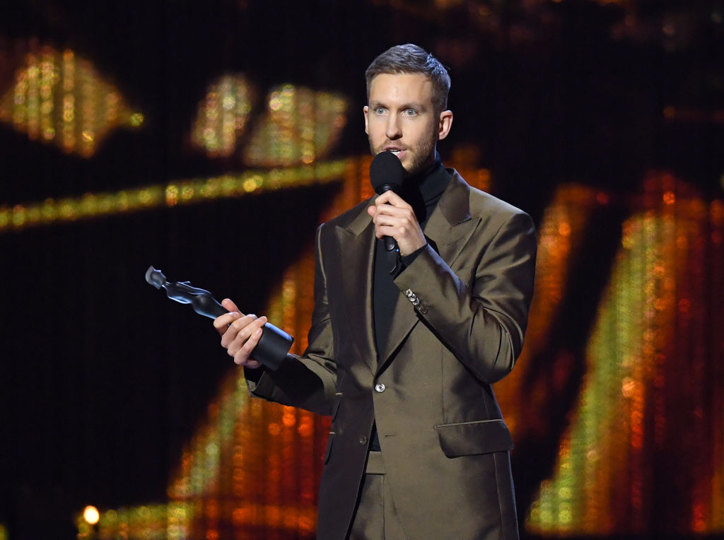 Brits 2019 viewers are only just finding out Calvin Harris is Scottish