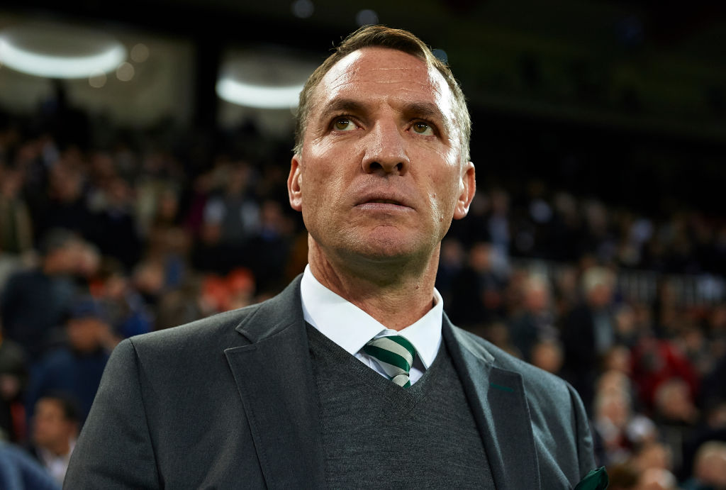 Celtic release statement on Brendan Rodgers' talks with Leicester City