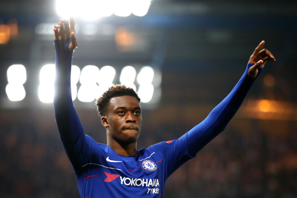 Callum Hudson-Odoi hoping to start against Man City after scoring in Chelsea win over Malmo