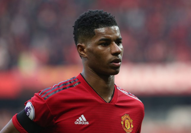 e188bef38 Michael Owen hits back at Manchester United fans over Marcus Rashford  injury comment during Liverpool clash