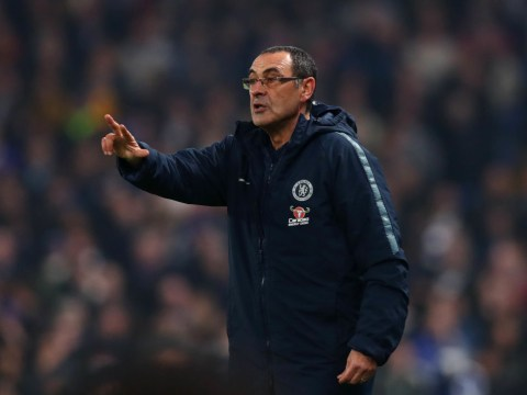 Maurizio Sarri reveals the tactic Chelsea players asked to change against Tottenham