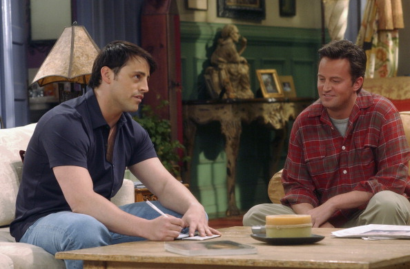 Friends fans crack a secret code in Joey Tribbiani's PIN number and it's actually a great life hack