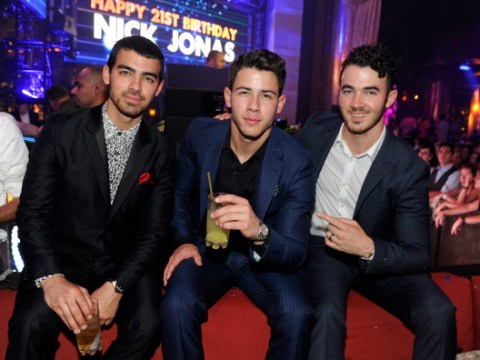 Jonas Brothers becomes first boyband in 16 years to get Billboard No 1 with comeback single Sucker