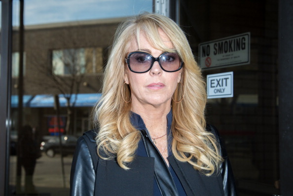 Dina Lohan could be the next Catfish case as she admits she's never met or FaceTimed boyfriend of five years