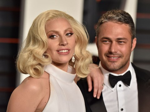 Taylor Kinney backtracks on liking shady comment about ex-fiance Lady Gaga and says it was an 'accident'