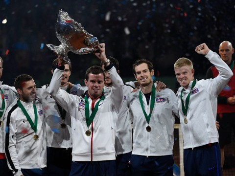 Great Britain to face Kazakhstan and Netherlands at 'World Cup of Tennis' Davis Cup finals in Madrid