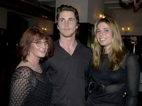 Christian Bale breaks 10-year feud with his mother after epic family fallout ended in his arrest