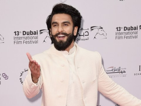 Ranveer Singh tipped for Oscar success thanks to Gully Boy and we're living for it