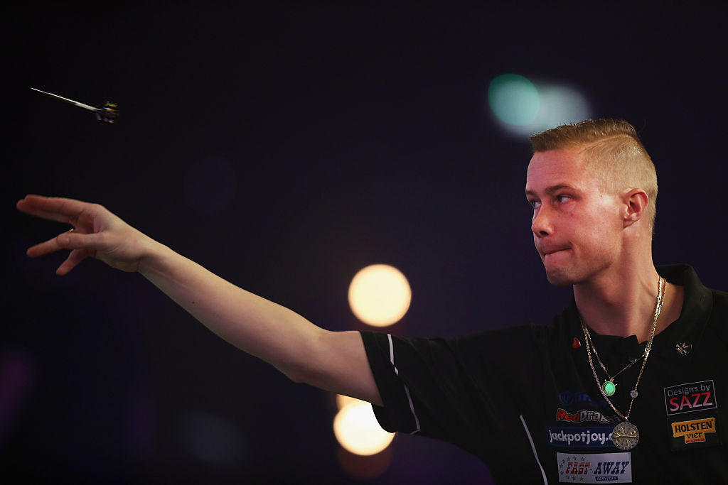 Wesley Harms on his remarkable ascent to BDO number one after depression and car crash nightmare