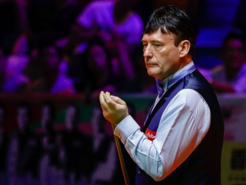 Jimmy White 'up for a lot of stick from the lads' if he loses to Reanne Evans at the Snooker Shoot Out