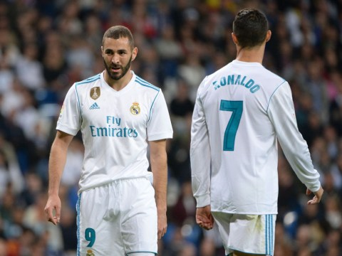 Karim Benzema takes aim at Cristiano Ronaldo following his departure from Real Madrid