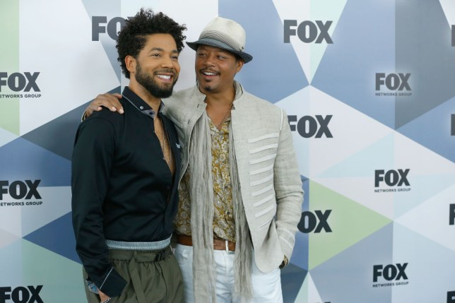Empire's Terrence Howard supports Jussie Smollett after arrest for 'staged' attack: 'We love the hell outta you'