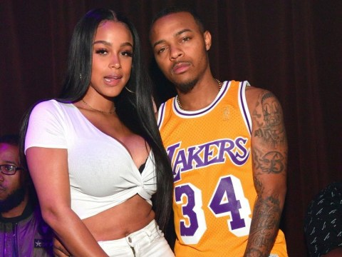 Bow Wow claims girlfriend Leslie Holden 'beat him with a lamp' before his 'wrongful arrest' for battery