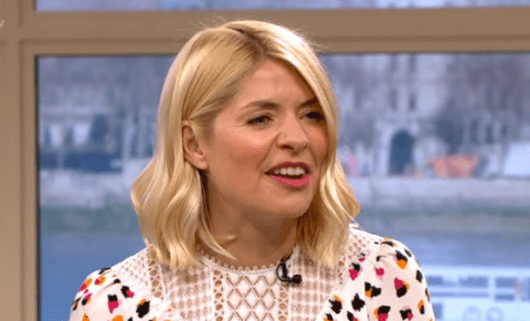 Holly Willoughby shocked to be the only girl on Celebrity Juice as Paddy McGuinness replaces Fearne Cotton