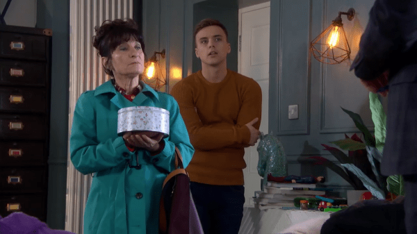 Will James die thanks to Breda in Hollyoaks?