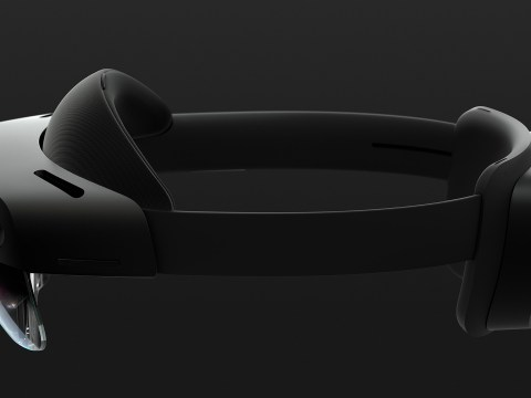 Microsoft's new holographic headset is Minority Report in real life