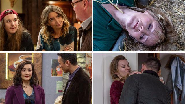 10 Emmerdale spoilers: Rhona left to die and Ryan's huge mistake