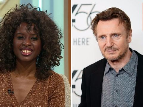 Liam Neeson 'heard one bad story about a black person and applied it to everyone' claims June Sarpong